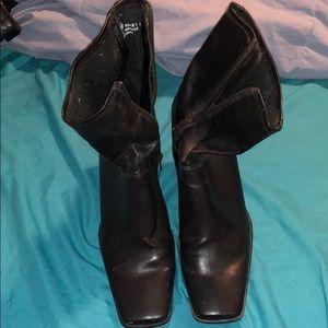 Studio women's heel boots